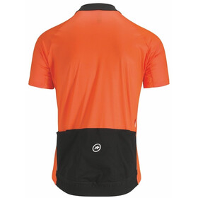 assos Mille GT SS Jersey Men lolly red